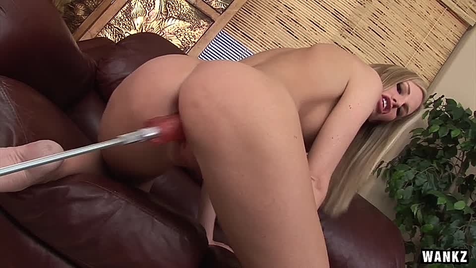 Brunette Milf Fuck Machine
