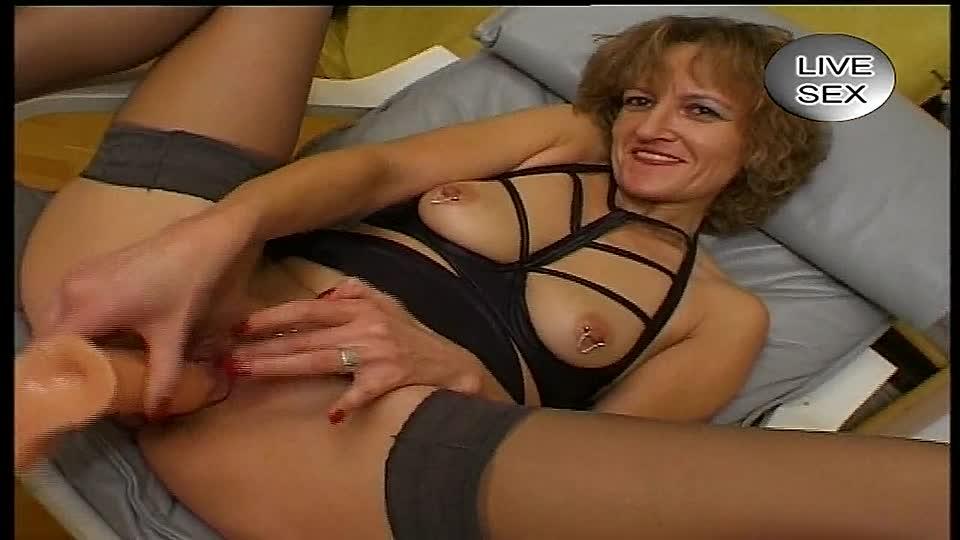 anal mit dildo