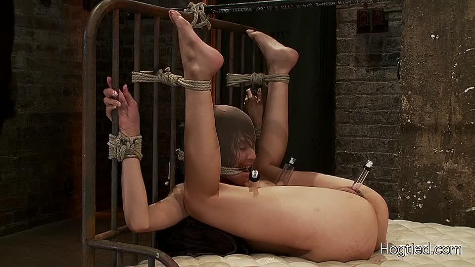 Vibrator Asiatisch Orgasmus Bondage Vibrator